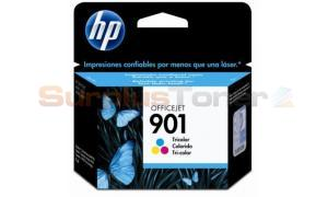HP 901 INK CARTRIDGE TRI-COLOR (CC656AL)
