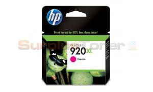 HP 920XL OFFICEJET INK CARTRIDGE MAGENTA (CD973AL)