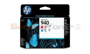 HP 940 OFFICEJET PRINTHEAD MAGENTA AND CYAN (C4901AL)