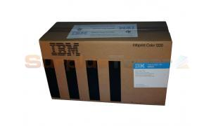 INFOPRINT COLOR 1220 RP TONER CART CYAN 6K (53P9365)
