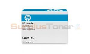 HP LASERJET 4100 CONTRACT TONER CTG BLACK 10K (C8061XC)