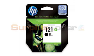 HP 121XL INK CARTRIDGE BLACK (CC641HE)