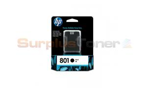 HP NO 801 INK CART BLACK (C8721ZZ)