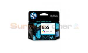 HP NO 855 INKJET PRINT CART TRI-COLOR (C8766ZZ)