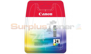 CANON BCI-24 INK CARTRIDGE COLOR (6882A030)
