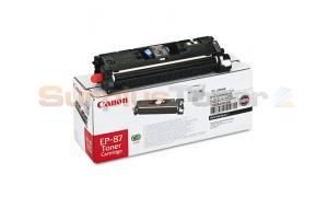 CANON EP-87 TONER CARTRIDGE BLACK (7433A005)