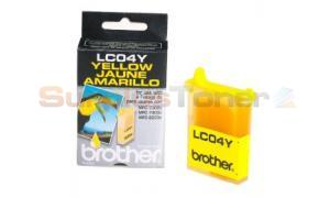 BROTHER MFC-7300C INK YELLOW (LC04Y)