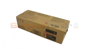 SHARP AR-501/505/507 TONER CARTRIDGE BLACK (AR-500T)
