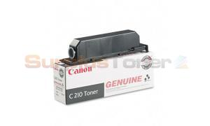 CANON C210 TONER CARTRIDGE BLACK (1386A002)