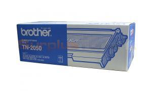 BROTHER MFC-7220 TONER CARTRIDGE BLACK (TN-2050)