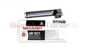 SHARP AR-151/152 TONER CARTRIDGE BLACK (AR-152T)