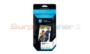 HP NO 343 INK CTG COLOR PHOTO STARTER PACK (Q7948EE)
