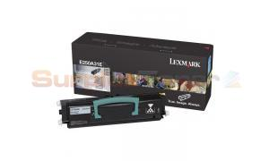 LEXMARK E350 E352 TONER CARTRIDGE (0E250A31E)