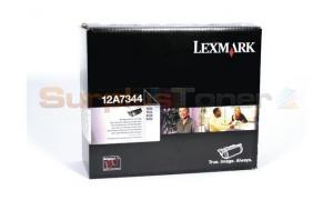 LEXMARK OPTRA T520 PRINT CARTRIDGE (12A7344)