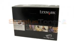 LEXMARK T640 T642 RP PRINT CARTRIDGE HY (64017HR)