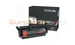 LEXMARK T650 T654 TONER CARTRIDGE (T650A21E)