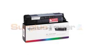 OKI C5500 C5800 TONER BLACK MEDIA SCIENCES (MSOK5855KSC)