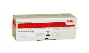 OKI C510DN TONER CARTRIDGE BLACK (44469804)