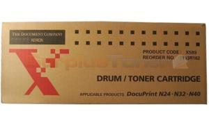 FUJI XEROX DOCUPRINT N24 DRUM/TONER CARTRIDGE BLACK (X589)