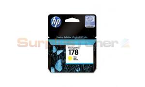 HP NO 178 INK CARTRIDGE YELLOW (CB320HE)
