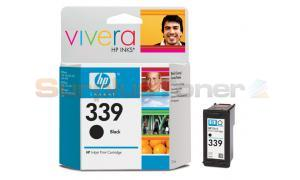 HP NO 339 INK CARTRIDGE BLACK (C8767EE)