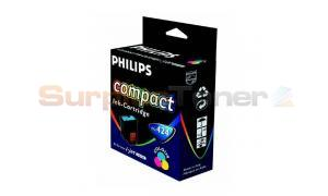 PHILIPS 424 I-JET SERIES INK CARTRIDGE COLOR (PFA-424)
