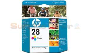HP NO 28 INKJET TRICOLOR (C8728AN)