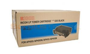 RICOH AP400 TONER CARTRIDGE BLACK (400945)