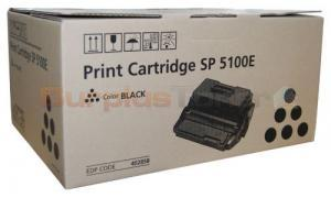 RICOH SP 5100E PRINT CARTRIDGE BLACK (402858)