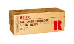 RICOH TYPE 1260 TONER CARTRIDGE BLACK (430351)