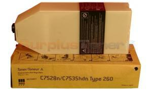 NRG C7528N TONER CARTRIDGE BLACK (888458)