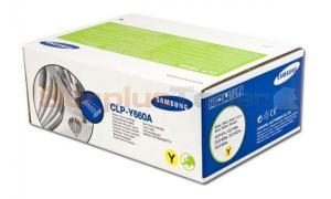 SAMSUNG CLP610ND TONER CARTRIDGE YELLOW 2K (CLP-Y660A)