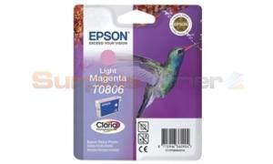 EPSON STYLUS PHOTO PX660 INK CART LIGHT MAGENTA (C13T080640B0)
