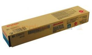 SHARP MX-C380P TONER CARTRIDGE CYAN (MX-C38GTC)