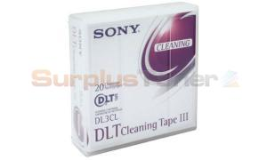 SONY DLT CLEANING CARTRIDGE (DL3CL)