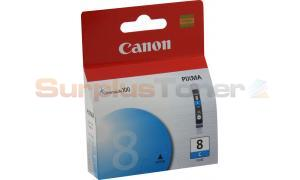CANON CLI-8C INK CARTRIDGE CYAN (0621B024)