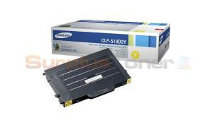 SAMSUNG CLP-510 TONER CARTRIDGE YELLOW 2K (CLP510D2Y)