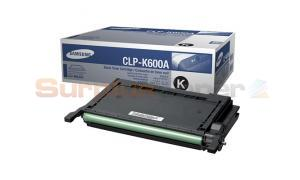 SAMSUNG CLP-600 TONER CARTRIDGE BLACK (CLP-K600A)