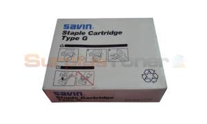 SAVIN STAPLE CTG TYPE G (9670)