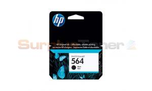 HP NO 564 INK CARTRIDGE BLACK (CN680W)