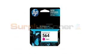 HP NO 564 INK CARTRIDGE MAGENTA (CN682W)