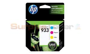 HP 933 INK COLOR COMBO PACK (CR313FN)