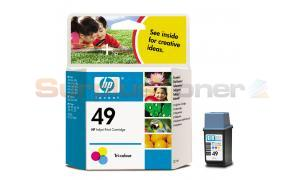 HP OFFICEJET 500 520 570 INKJET TRI-COLOR (51649AE)
