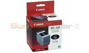 CANON BC-60 INK CARTRIDGE BLACK (0917A003)
