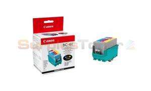 CANON BC-61 INK CARTRIDGE TRI-COLOR (0918A003)