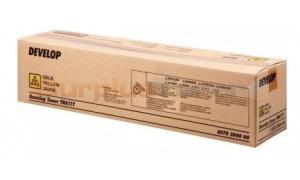 DEVELOP INEO+ 451 550 650 TONER CARTRIDGE YELLOW (A0702D0)
