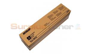 DEVELOP INEO+ 451 TONER CARTRIDGE BLACK (A0701D1)
