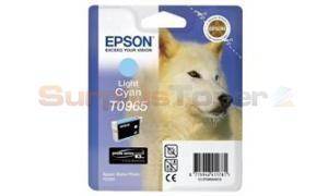 EPSON STYLUS PHOTO R2880 INK CART LIGHT CYAN (C13T09654020)