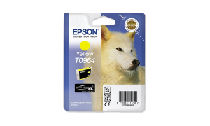 EPSON STYLUS PHOTO R2880 INK CART YELLOW (C13T09644020)