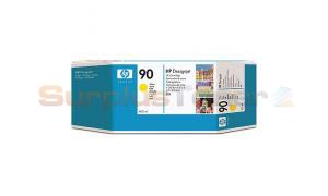 HP DESIGNJET 4000 NO 90 INK YELLOW 400ML (C5065A)